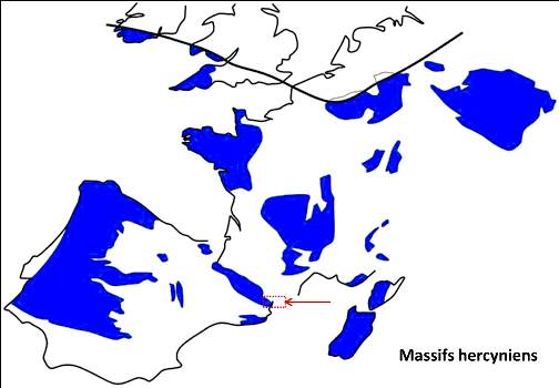 Massifs hercyniens